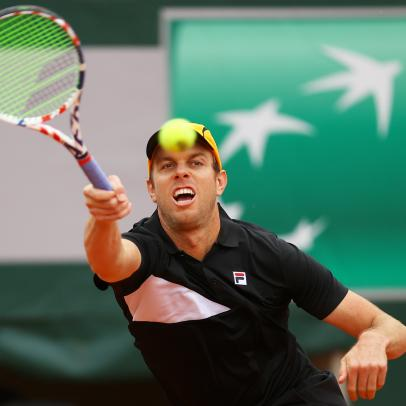 "In a wildly selfish move, ""Symptomatic Sam"" Querrey flees Russia with COVID-19"