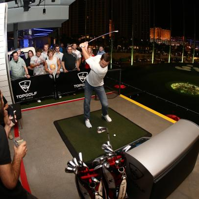 Callaway bullish on its merger with Topgolf