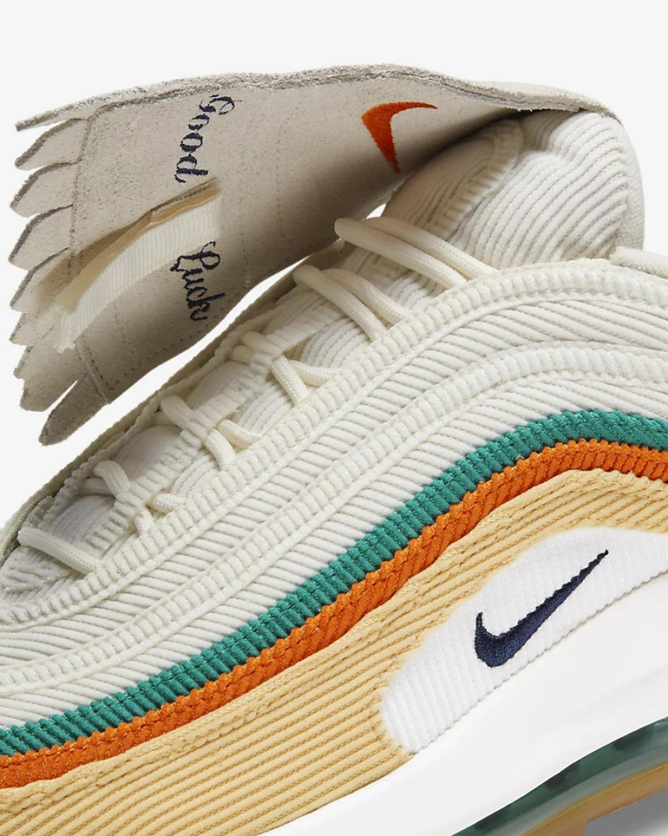 Nike releases vintage-inspired corduroy golf shoes during Masters ...