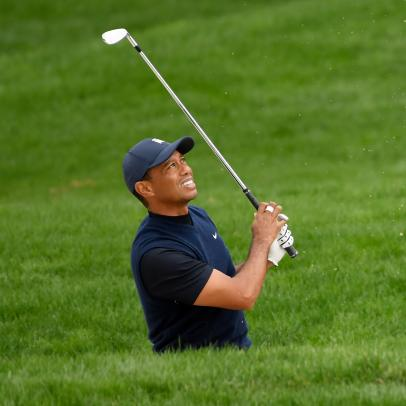 Playing so-so in the Zozo isn't getting it done for Tiger Woods