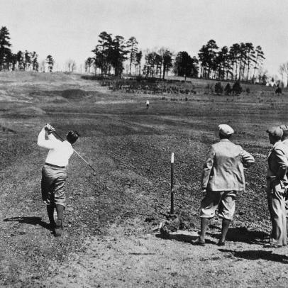 How the Masters—and Augusta National—almost didn't make it