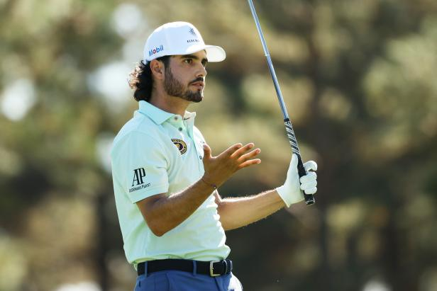 Masters 2020: Abraham Ancer continues to prove that he's a big-time player, he's just missing one thing