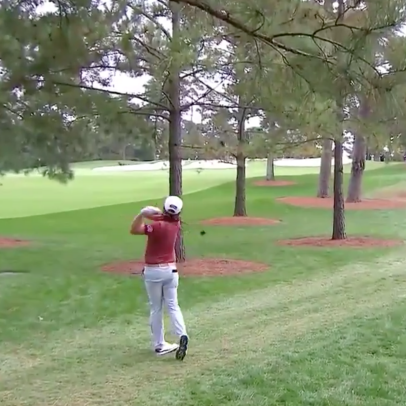 Masters 2020: Cameron Smith just made two of the most absurd birdies you'll ever see at Augusta National