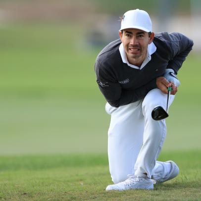 Apologies to the rest of the RSM field, but the whole golf world is rooting for Camilo Villegas