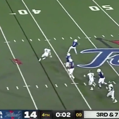 The Tulsa-Tulane game was the gambling heart attack to end all gambling heart attacks