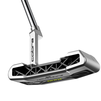 Cobra's new putter changes design possibilities by using 3D metal printing