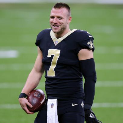 Taysom Hill is going to be the biggest fantasy football cheat code ever this weekend