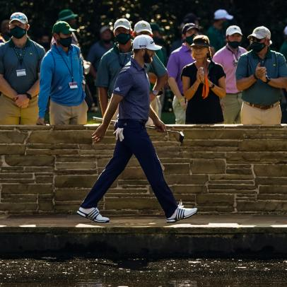 Masters 2020: Dustin Johnson's laid-back vibe is perfect answer to muted Masters