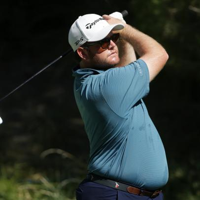 Harry Higgs withdraws from Houston Open after testing positive for COVID-19