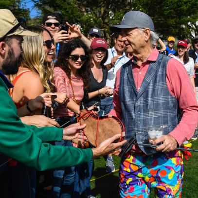 Pebble Beach Pro-Am will have celebrities, but not fans in 2021