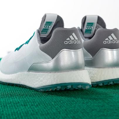 Adidas' new Crossknit DPR golf shoes are inspired by one of the most secretive Masters traditions