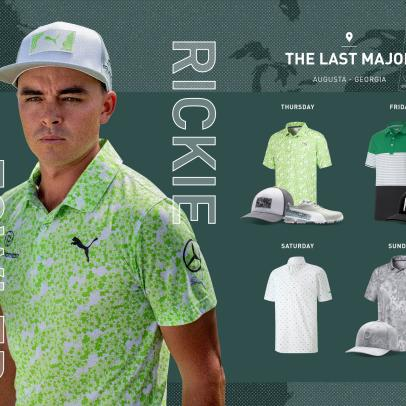 Masters 2020: Rickie Fowler's apparel is bold and everything we want to see at Augusta in November