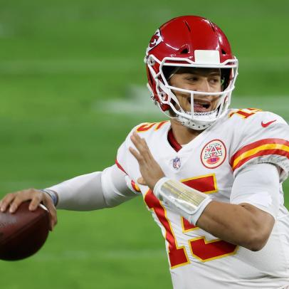 Of the many silly Patrick Mahomes stats, this one has to be the silliest