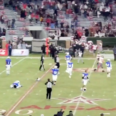 This is the most devastating collapse you'll ever see on a football field