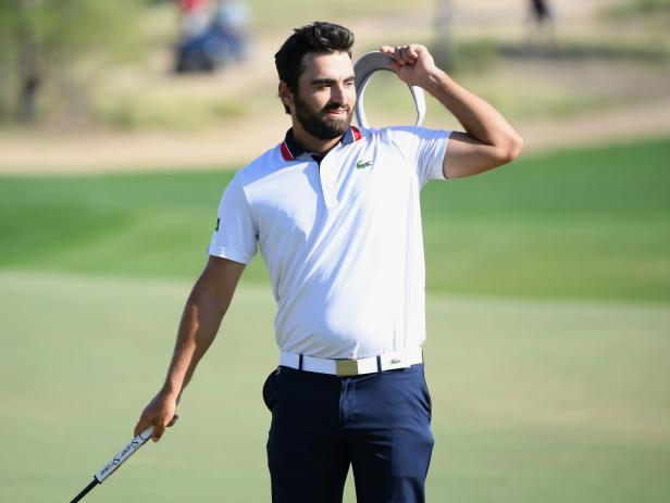 The newest first-time European Tour winner didn't know he was about to win until walking to the last green