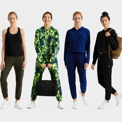 Best New Golf Stuff For Women: Rhone releases new women's joggers and hoodies
