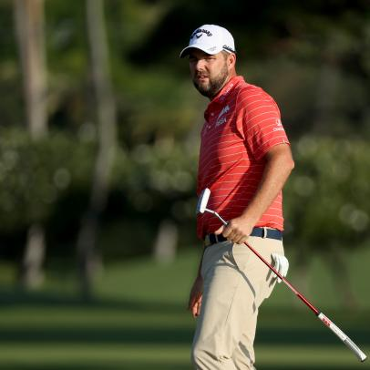 New attitude, new putter shaft have Marc Leishman playing like Marc Leishman again