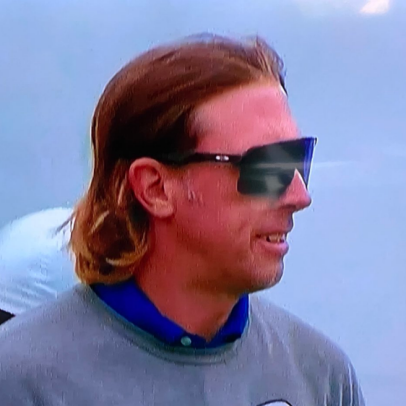 Poor Hunter Mahan had his best round in ages and all anyone wanted to do was make mullet jokes