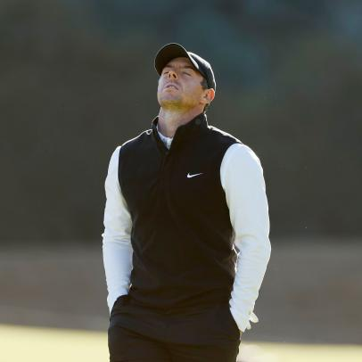 Rory McIlroy has the PGA Tour's longest active made cut streak snapped—and no, it wasn't close to Tiger Woods' record