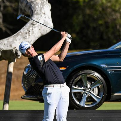 This Korean tour pro is on an absolute heater when it comes to winning Genesis cars