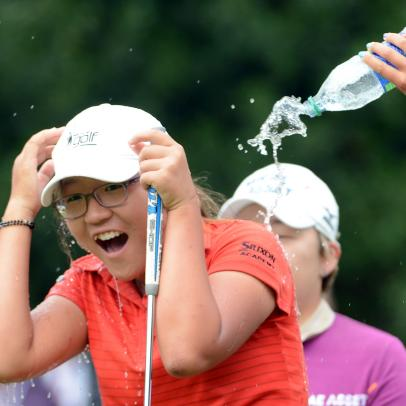 This incredible Lydia Ko stat shows just how much of a phenom she was