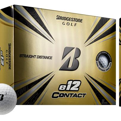 Bridgestone e12 Contact ball looks at optimizing impact, acts as 'game-improvement ball'