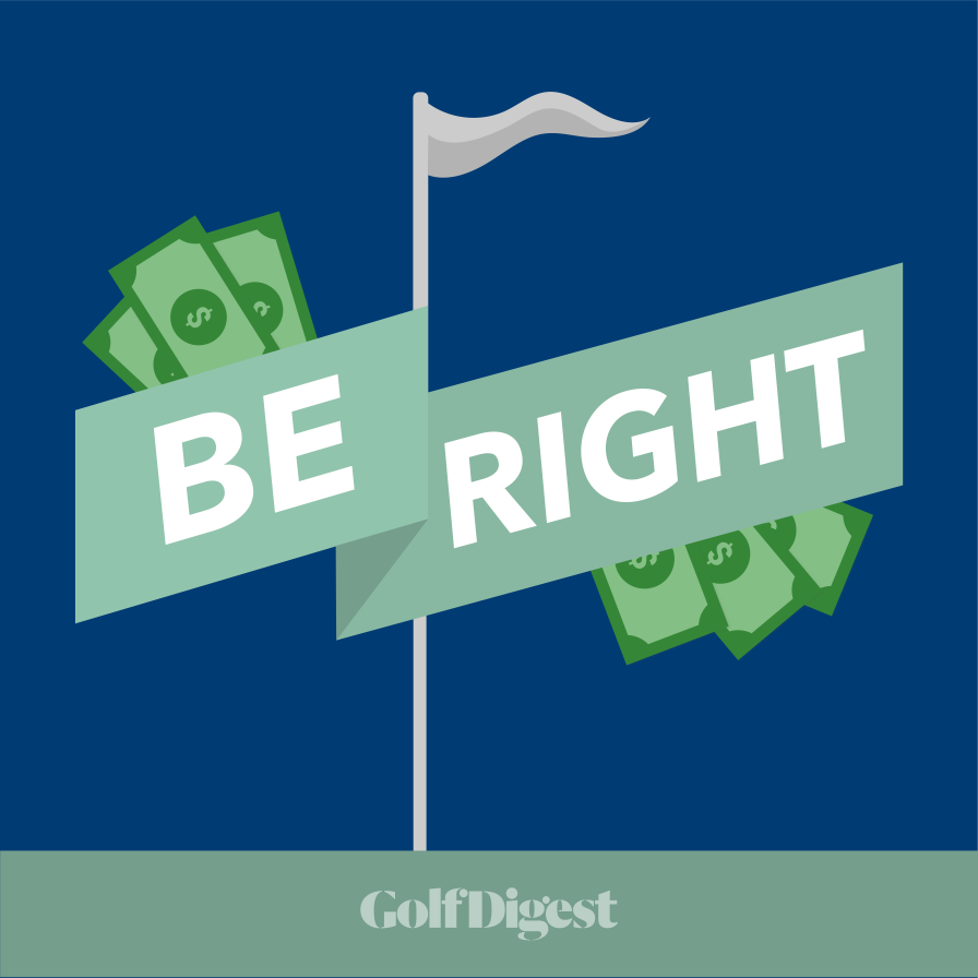Be Right: Golf Digest's betting podcast