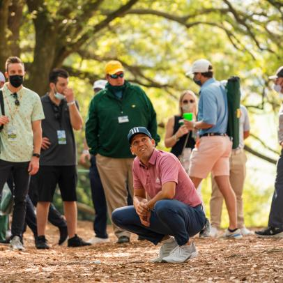 Masters 2021: Only the Masters can get away with wild course conditions, so they should