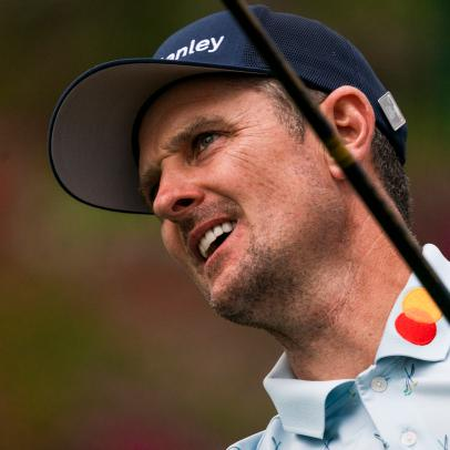 Masters 2021: The stat Justin Rose does NOT want to see after taking a big lead on Day 1