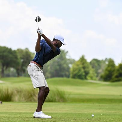 Kamaiu Johnson, the inspiring tale whose tour debut was derailed by COVID, given sponsor's exemption at Honda Classic