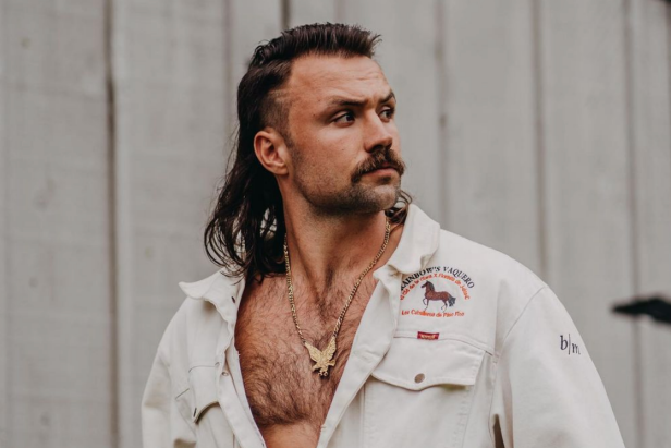 Gardner Minshew's new mullet is 200% Sex Panther, 300% Jagr, and 500% gold