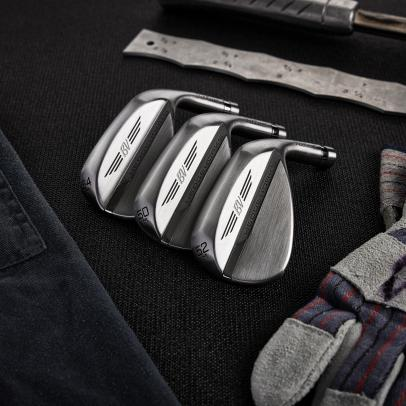 "Vokey WedgeWorks expands ""favorite"" M grind to more full-swing lofts in custom offering"