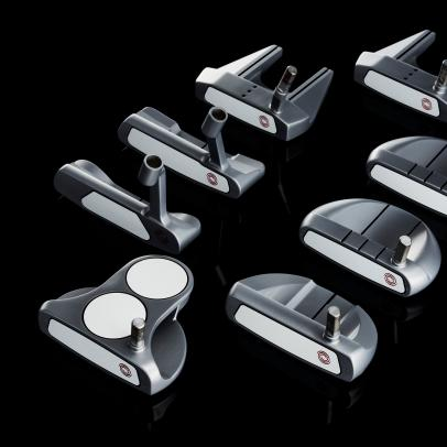 Odyssey White Hot OG's putter lineup exudes a past that is fully present