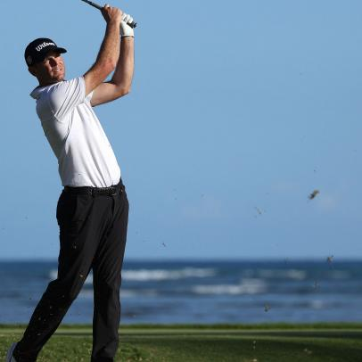 Brendan Steele, a year after letting the Sony Open title slip away, has a chance to get quick redemption
