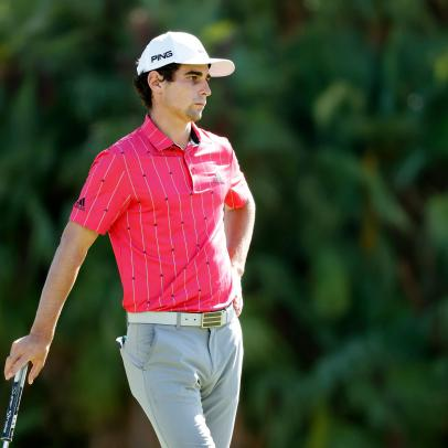 Joaquin Niemann in position for bounce-back win at Waialae