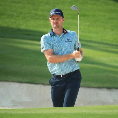Justin Rose has work to do early in 2021 if he hopes to defend his Olympic gold medal