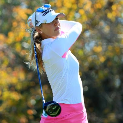 Jessica Korda just shot a number no LPGA player has since 2008