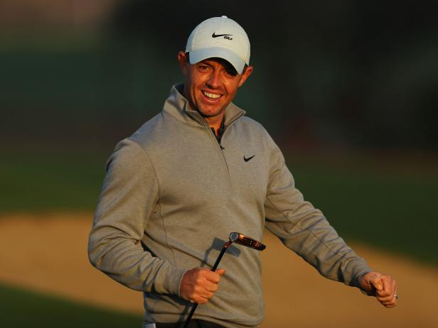 Rory McIlroy hopes to begin his 2021 season by accomplishing this career first