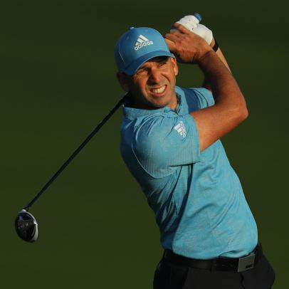 It must be a Ryder Cup year because Sergio Garcia is already playing well