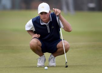 U.S. Amateur champ Tyler Strafaci starting on new road at Torrey Pines