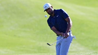 For Tony Finau, when does 'another near miss' become too big a burden to overcome?