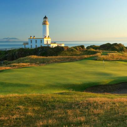 R&A has no plans to hold Open Championship at Trump Turnberry for 'foreseeable future'