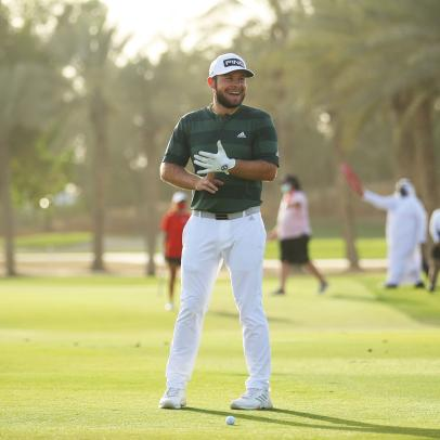 Tyrrell Hatton picks up where he left off in 2020, winning convincingly in Abu Dhabi