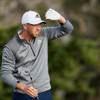 Daniel Berger got Spieth'd again at Pebble Beach, but he has one more round to exact revenge