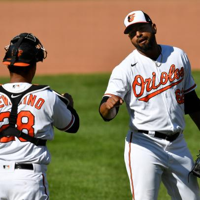 Fangraphs gives Orioles 0.0-percent chance of making the playoffs. ZERO. POINT. ZERO.