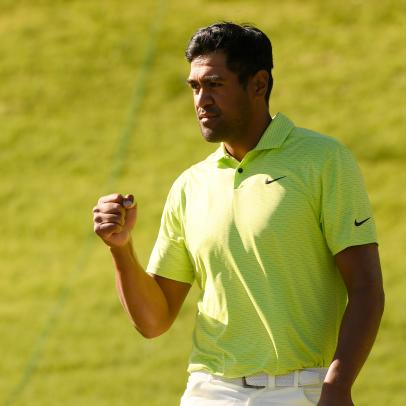 This latest Tony Finau top-10 stat is just flat-out depressing