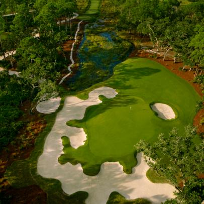 Brutal for average golfers, Concession Golf Club should be fascinating test for tour players