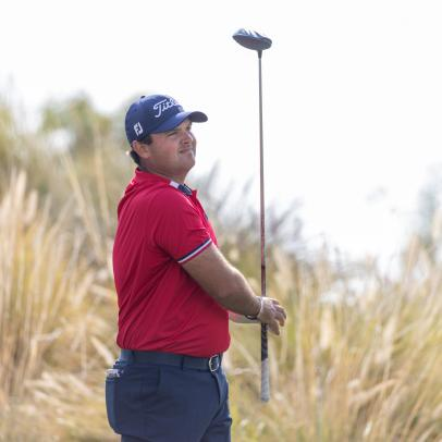 The curious Twitter activity of Patrick Reed