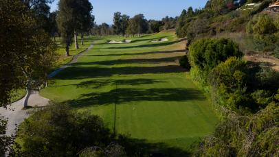 Why Riviera's fourth hole is one of the most fascinating par 3s on tour