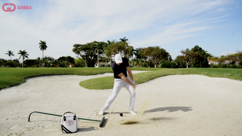 How a bunker rake can help you hit perfect sand shots